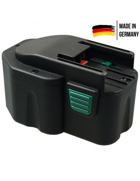 Batterie AKKU POWER P176 pour MILWAUKEE 14,4V 3Ah Ni-Mh