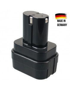 Batterie AKKU POWER P956 pour DELVO 9.6V 3Ah Ni-Mh type DLE5814
