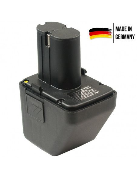 Batterie AKKU POWER P905 pour GESIPA / WURTH MASTER 12V 2Ah NI-MH