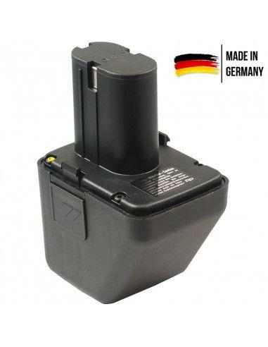 Batterie AKKU POWER P906 pour GESIPA / WURTH MASTER 12V 3Ah NI-MH