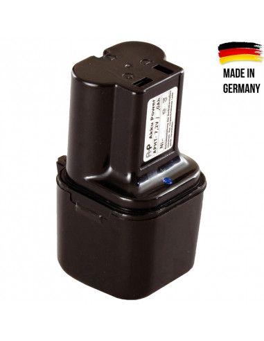 Batterie AKKU POWER P406 pour HITACHI 7.2V 3AH NI-MH