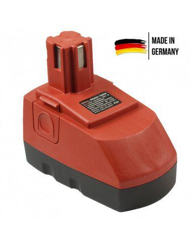 Batterie AKKU POWER P1106 pour HILTI 12V 3AH NI-MH type SFB121/SFB126
