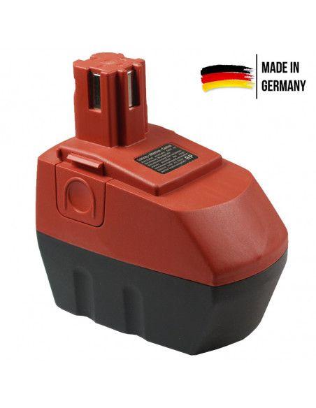 Batterie AKKU POWER P1116 pour HILTI 15.6V 3AH NI-MH type SFB155