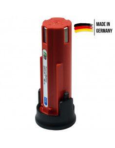 Batterie AKKU POWER P735 pour PANASONIC / WURTH MASTER 2.4V 2.AH NI-MH type EY9021B
