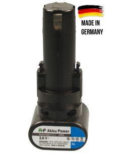 Batterie AKKU POWER P716 pour PANASONIC 3.6V 3AH NI-MH type EY9025B