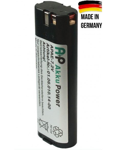 Batterie AKKU POWER P116 pour AEG/RYOBI 7.2V 3Ah Ni-Mh