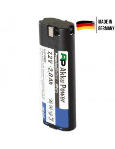 Batterie AKKU POWER P295S pour BOSCH/WURTH 7,2V 2Ah Nimh
