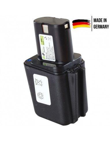Batterie AKKU POWER P216 pour BOSCH 9,6V 3Ah Nimh