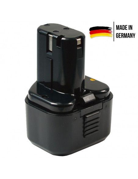 Batterie AKKU POWER P426 pour HITACHI/HIKOKI 9,6V 3Ah Nimh