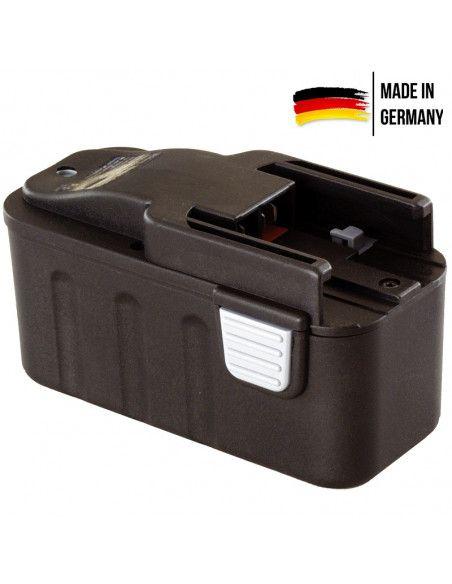 Batterie AKKU POWER P156 pour MILWAUKEE 9,6V 3Ah Ni-Mh