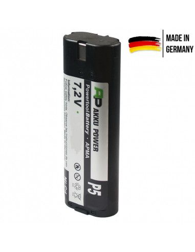 Batterie AKKU POWER P506 pour Makita 7,2V 3Ah Nimh