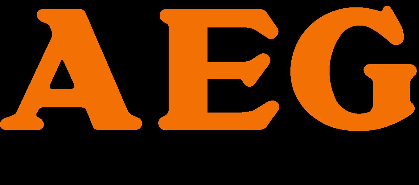 Logo marque AEG